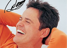 Donny Osmond: Trade Supplies Donny Osmond